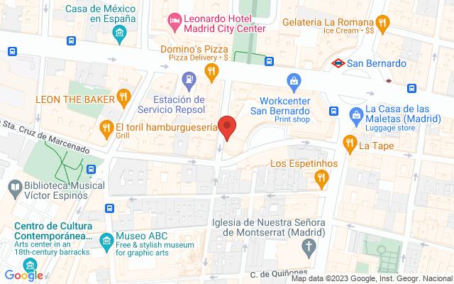 Administración nº256 de Madrid