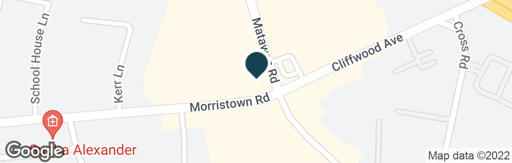Google Map of339 MATAWAN RD