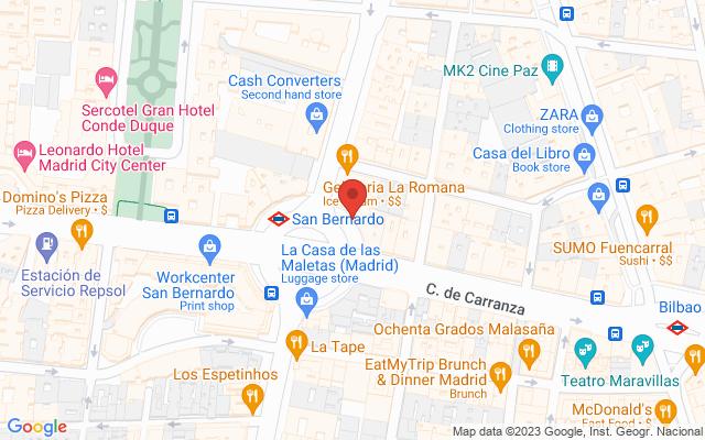 Administración nº391 de Madrid