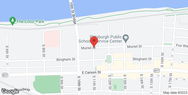 1106 Muriel Street Pittsburgh PA 15203