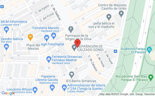 Administración nº321 de Madrid