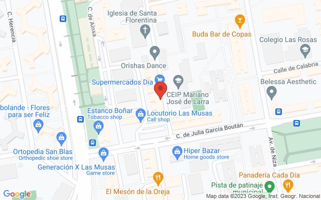 Administración nº491 de Madrid