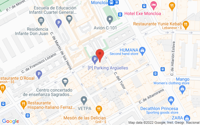 Administración nº368 de Madrid