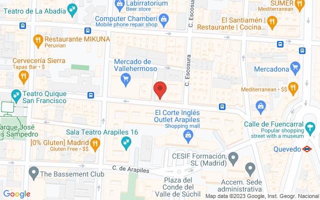 Administración nº23 de Madrid