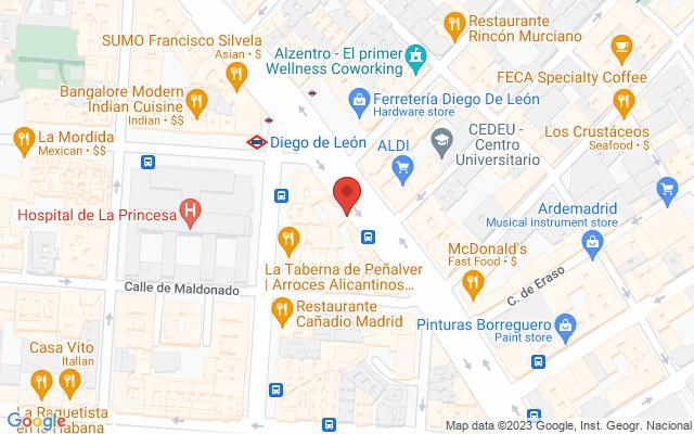 Administración nº98 de Madrid