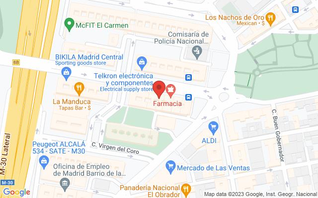 Administración nº462 de Madrid