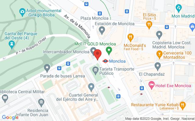 Administración nº523 de Madrid