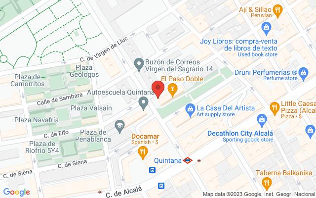 Administración nº467 de Madrid