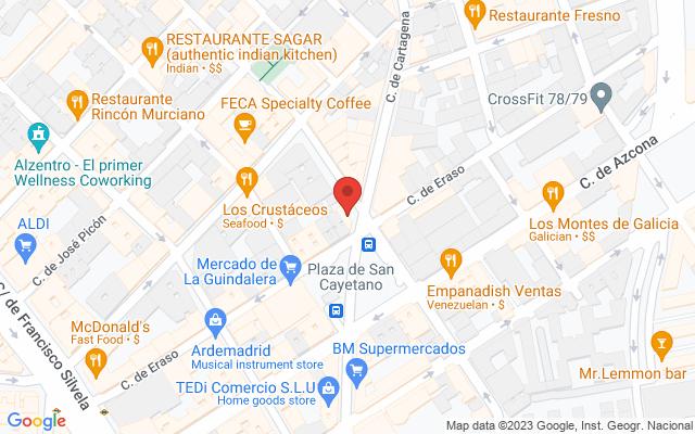 Administración nº100 de Madrid