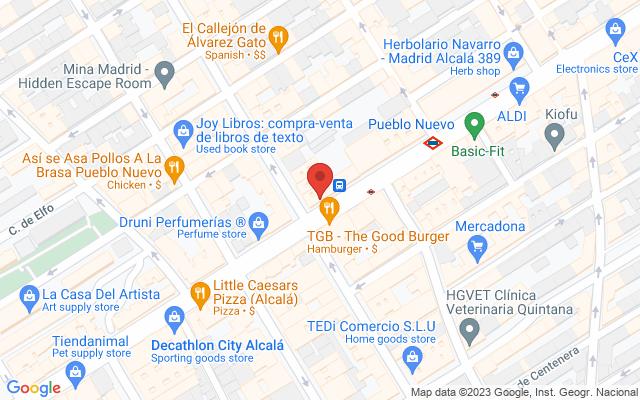 Administración nº248 de Madrid
