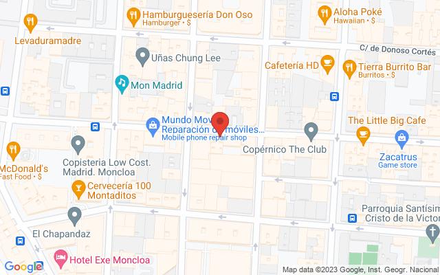 Administración nº163 de Madrid