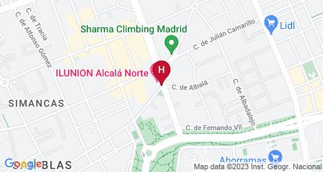 Ilunion Hotel Alcalá Norte