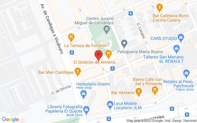 Administración nº376 de Madrid