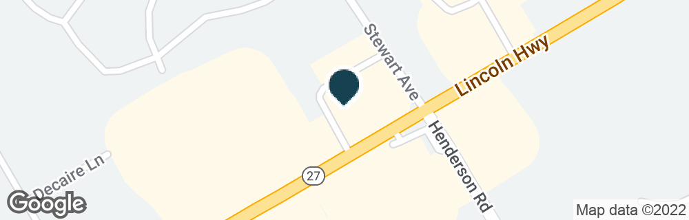 Google Map of3125 STATE ROUTE 27
