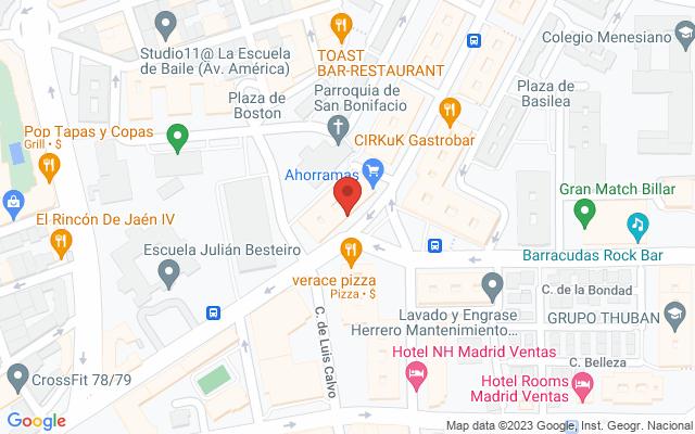 Administración nº410 de Madrid