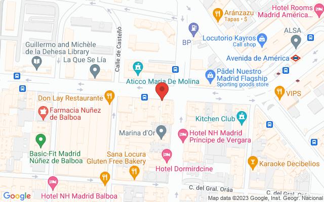 Administración nº439 de Madrid