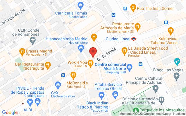 Administración nº169 de Madrid