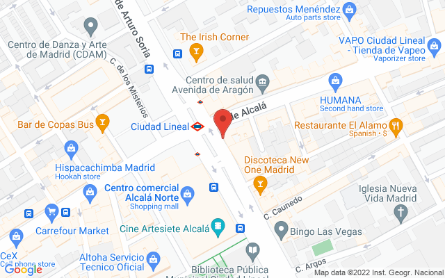Administración nº320 de Madrid