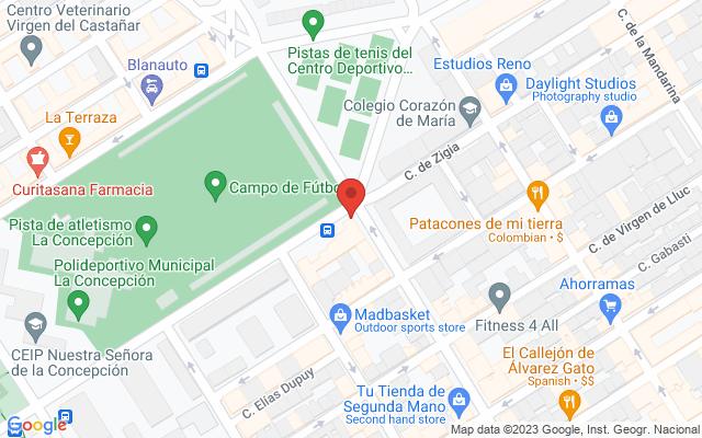 Administración nº407 de Madrid