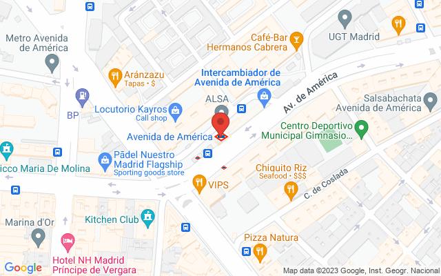 Administración nº493 de Madrid