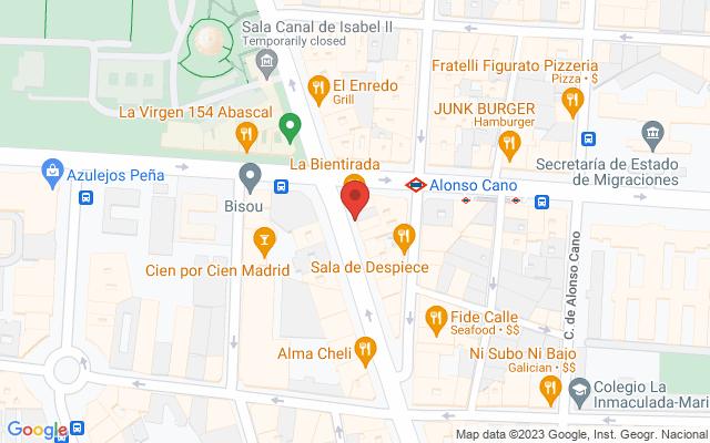 Administración nº1 de Madrid
