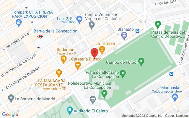 Administración nº249 de Madrid
