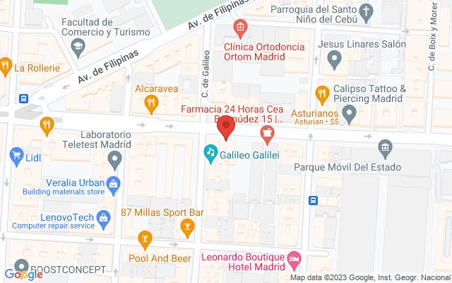 Administración nº524 de Madrid