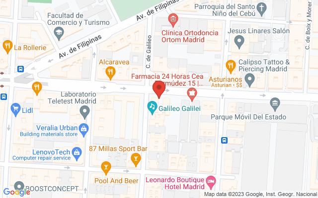 Administración nº114 de Madrid