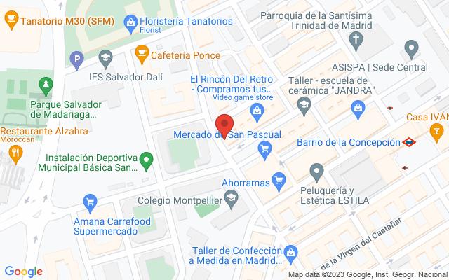 Administración nº250 de Madrid