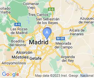 Karte für Elba Madrid Alcalá