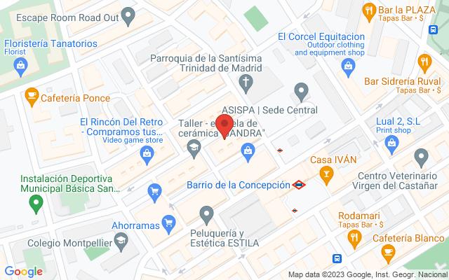 Administración nº405 de Madrid