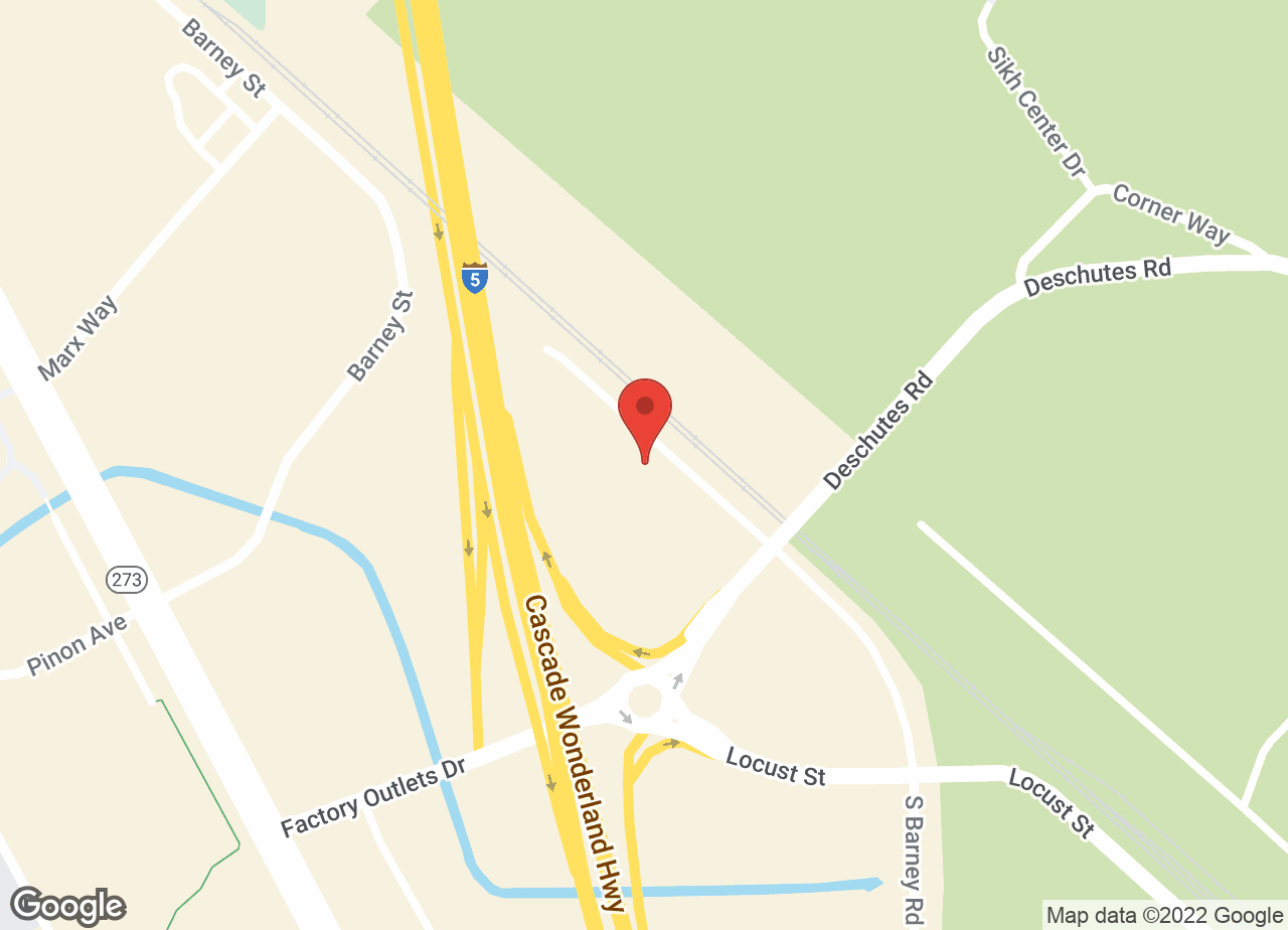 Google Map of VCA Gateway Animal Hospital