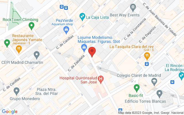Administración nº143 de Madrid