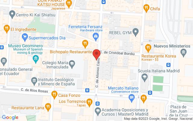 Administración nº460 de Madrid