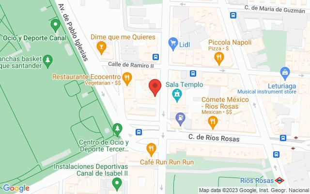Administración nº357 de Madrid