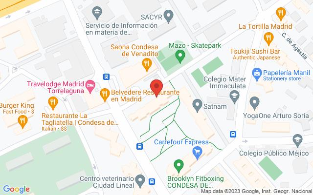 Administración nº152 de Madrid