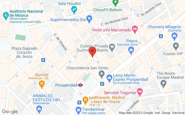 Administración nº197 de Madrid