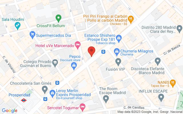 Administración nº161 de Madrid