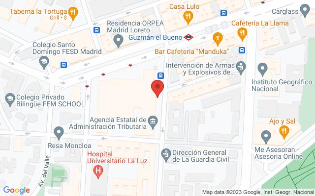 Administración nº174 de Madrid
