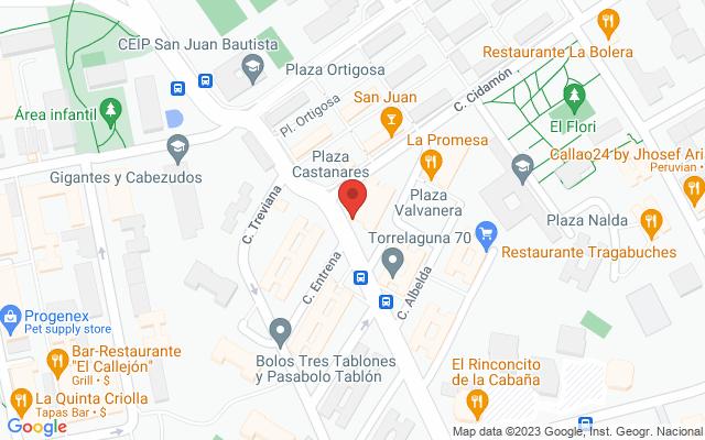 Administración nº251 de Madrid