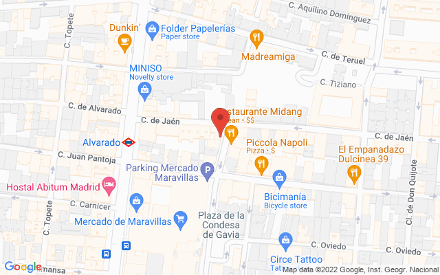 Administración nº398 de Madrid