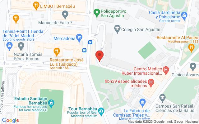 Administración nº119 de Madrid