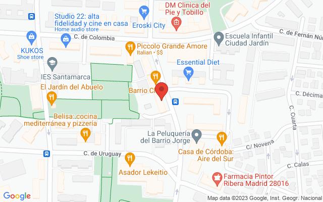 Administración nº274 de Madrid