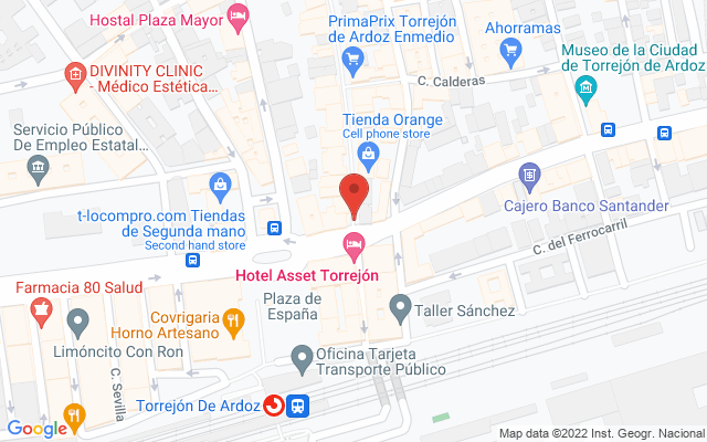 Administración nº9 de Torrejón de Ardoz
