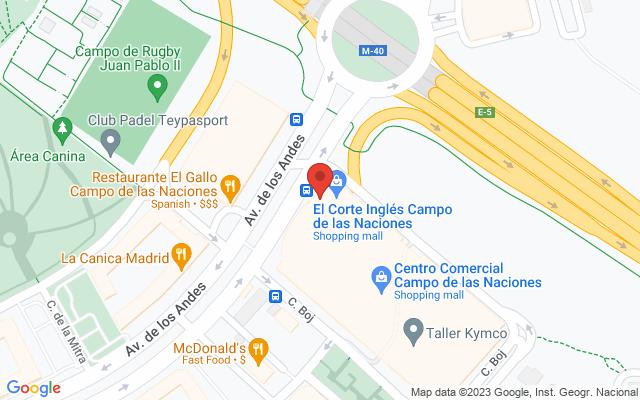 Administración nº494 de Madrid