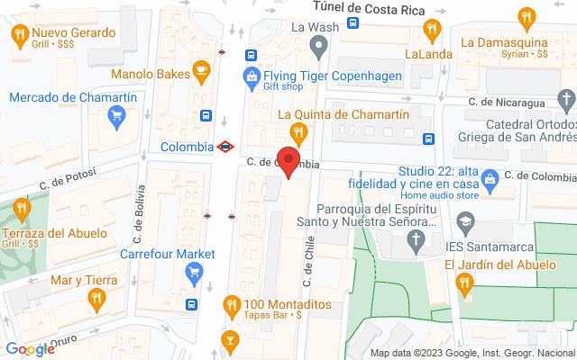 Administración nº385 de Madrid