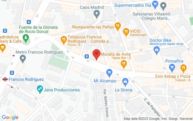 Administración nº202 de Madrid