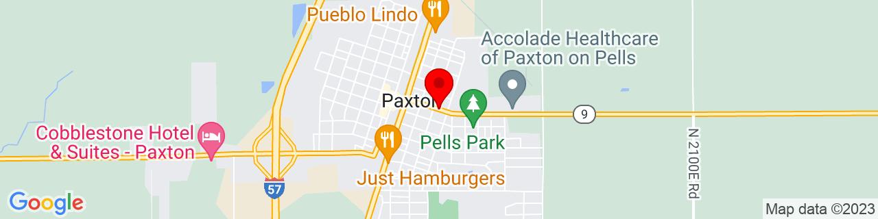 Google Map of 40.4594674, -88.0917779