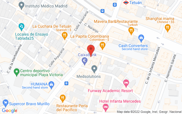 Administración nº200 de Madrid