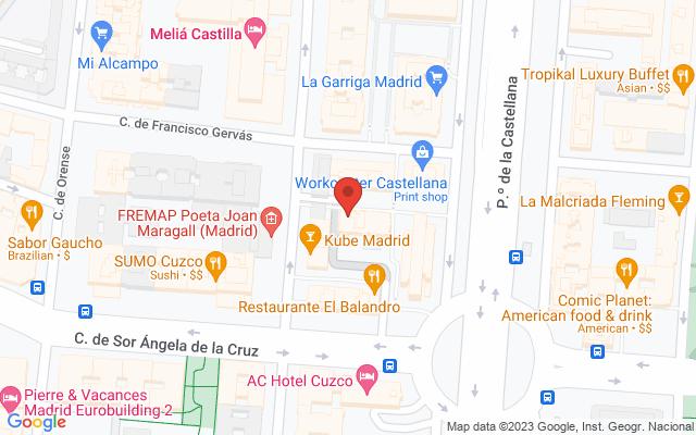 Administración nº201 de Madrid
